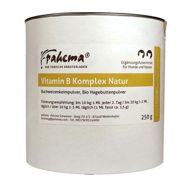 Vitamin B-Komplex für Hunde und Katzen