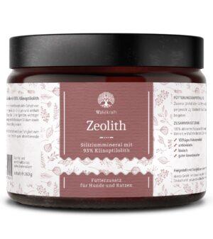 Zeolith mit Klinoptiolith