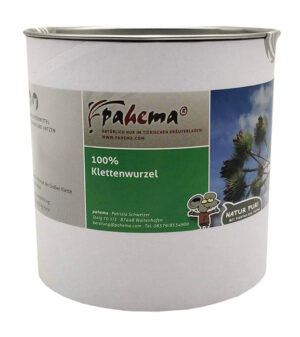 Klettenwurzel (Arcticum lappa) für Hund & Katze